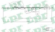Трос стояночного (ручного) тормоза LPR C0132B