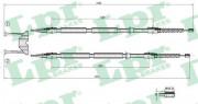 Трос стояночного (ручного) тормоза LPR C0537B