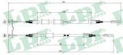 Трос стояночного (ручного) тормоза LPR C0585B