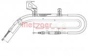 Трос стояночного (ручного) тормоза METZGER 10.7482