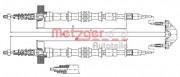 Трос стоянкового (ручного) гальма METZGER 11.5859