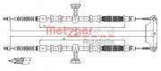 Трос стоянкового (ручного) гальма METZGER 11.5944