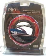 Набор для подключения 4х - канального усилителя Prology PK-408