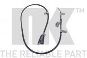 Трос стояночного (ручного) тормоза NK 9022120