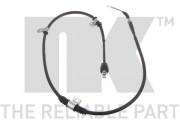 Трос стояночного (ручного) тормоза NK 903529