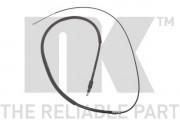 Трос стоянкового (ручного) гальма NK 9039108