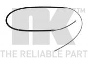 Трос стояночного (ручного) тормоза NK 904779