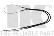 Трос стояночного (ручного) тормоза NK 909910