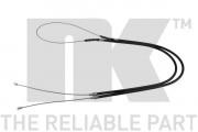 Трос стояночного (ручного) тормоза NK 909925