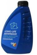 Антифриз Q8 Antifreeze Glykol (концентрат синего цвета)