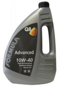 Моторное масло Q8 Formula Advanced 10w-40