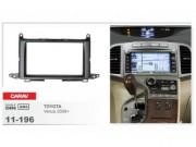 Переходная рамка Carav 11-196 Toyota Venza (2008+), 2 DIN