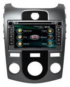 Штатная магнитола Road Rover для Kia Cerato 2009 - 2012 (кондиционер)