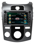 Road Rover Штатная магнитола Road Rover для Kia Cerato 2009 - 2012 (кондиционер)