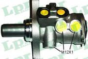 Главный тормозной цилиндр LPR 1580