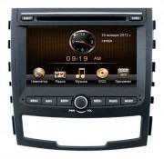 Road Rover Штатная магнитола Road Rover для SsangYong Korando