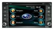 Road Rover Штатная магнитола Road Rover для Subaru Forester, Impreza