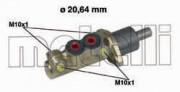 Главный тормозной цилиндр METELLI 05-0039