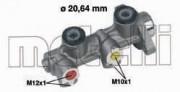 Головний гальмівний циліндр METELLI 05-0190