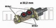Главный тормозной цилиндр METELLI 05-0196