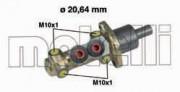 Главный тормозной цилиндр METELLI 05-0207