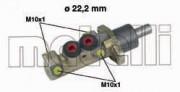 Главный тормозной цилиндр METELLI 05-0228