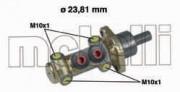 Главный тормозной цилиндр METELLI 05-0398