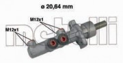 Головний гальмівний циліндр METELLI 05-0493
