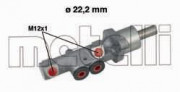Главный тормозной цилиндр METELLI 05-0534