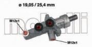 Главный тормозной цилиндр METELLI 05-0624