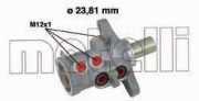 Главный тормозной цилиндр METELLI 05-0638