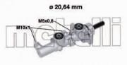 Головний гальмівний циліндр METELLI 05-0734