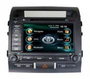 Штатная магнитола Road Rover для Toyota Land Cruiser 200