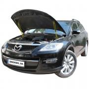 Амортизаторы капота (газовые упоры капота) Euro-Upor EU-MA-CX9-01-2 для Mazda CX-9 (2007-2016) 2шт