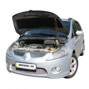 Амортизатор капота (газовый упор капота) Euro-Upor EU-MI-GRA-01-1 для Mitsubishi Grandis (2003-2011)