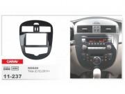 Переходная рамка Carav 11-237 Nissan Tiida C12 (2011+), 2 DIN