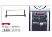 Переходная рамка Carav 11-240 Mini Cooper R50 (2001 - 2006), R52 (2004 - 2008), R53 (2002 - 2006), 1 DIN