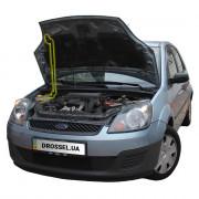 Амортизатор капота (газовый упор капота) Euro-Upor EU-FO-FIE-05-1 для Ford Fiesta 5 (2001-2009)