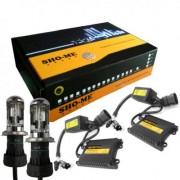 Биксенон Sho-me Pro Slim 35W H4 (4300К, 5000К, 6000К) Bixenon