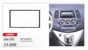Переходная рамка Carav 11-250 Mitsubishi Grandis (2003+), 2 DIN
