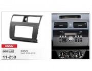 Переходная рамка Carav 11-259 Suzuki Swift (2004 - 2010), 2 DIN
