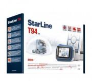Автосигнализация для коммерческого (грузового) транспорта StarLine T94 (24V)