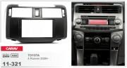 Переходная рамка Carav 11-321 Toyota 4Runner 2009+, 2 Din