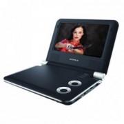 DVD портативный Supra SDTV-719U black