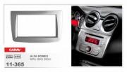 Переходная рамка Carav 11-365 Alfa Romeo MiTo (955) 2008+, 2 Din