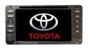 2 DIN универсальная штатная магнитола Synteco для Toyota
