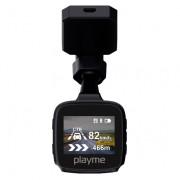 Автомобильный видеорегистратор Playme Kvant с GPS (магнитное крепление)
