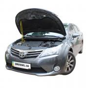 Амортизатор капота (газовый упор капота) Euro-Upor EU-TO-AVE-03-1 для Toyota Avensis T27 (2009-2018)