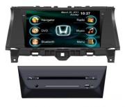 Штатная магнитола Synteco для Honda Accord