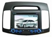 Штатная магнитола Synteco для Hyundai Elantra